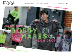 Fanjoy Coupon Codes