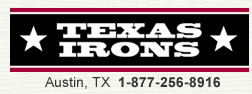 Texas Irons Coupon Codes